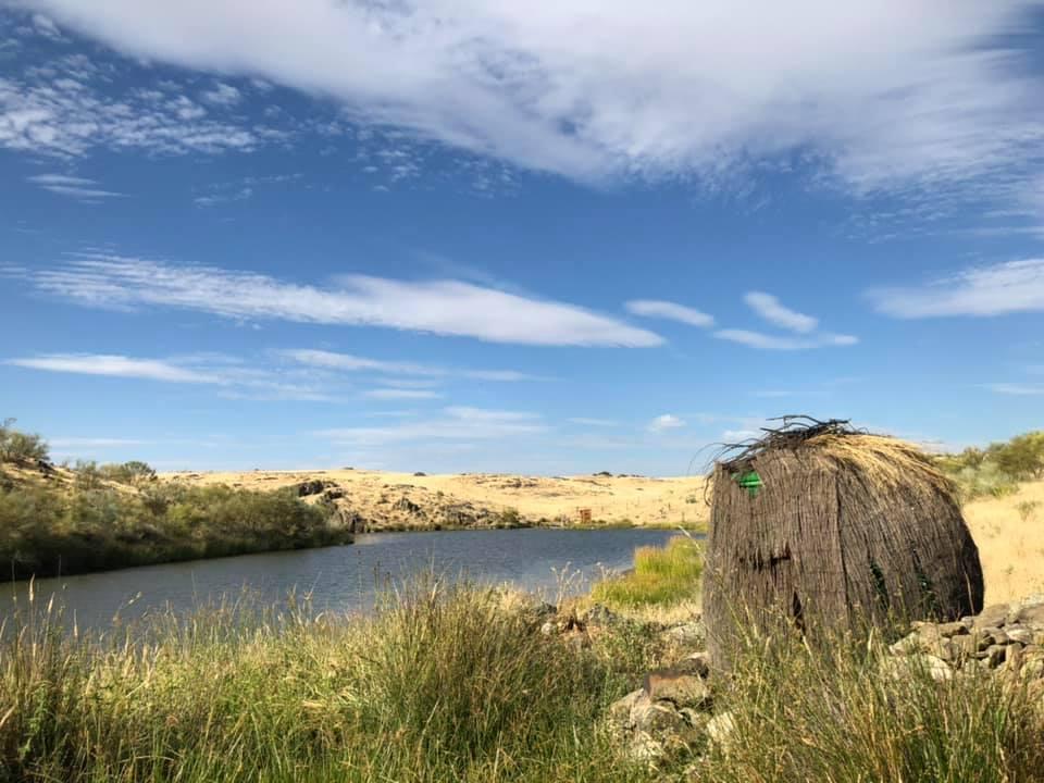 Chozo de la Laguna