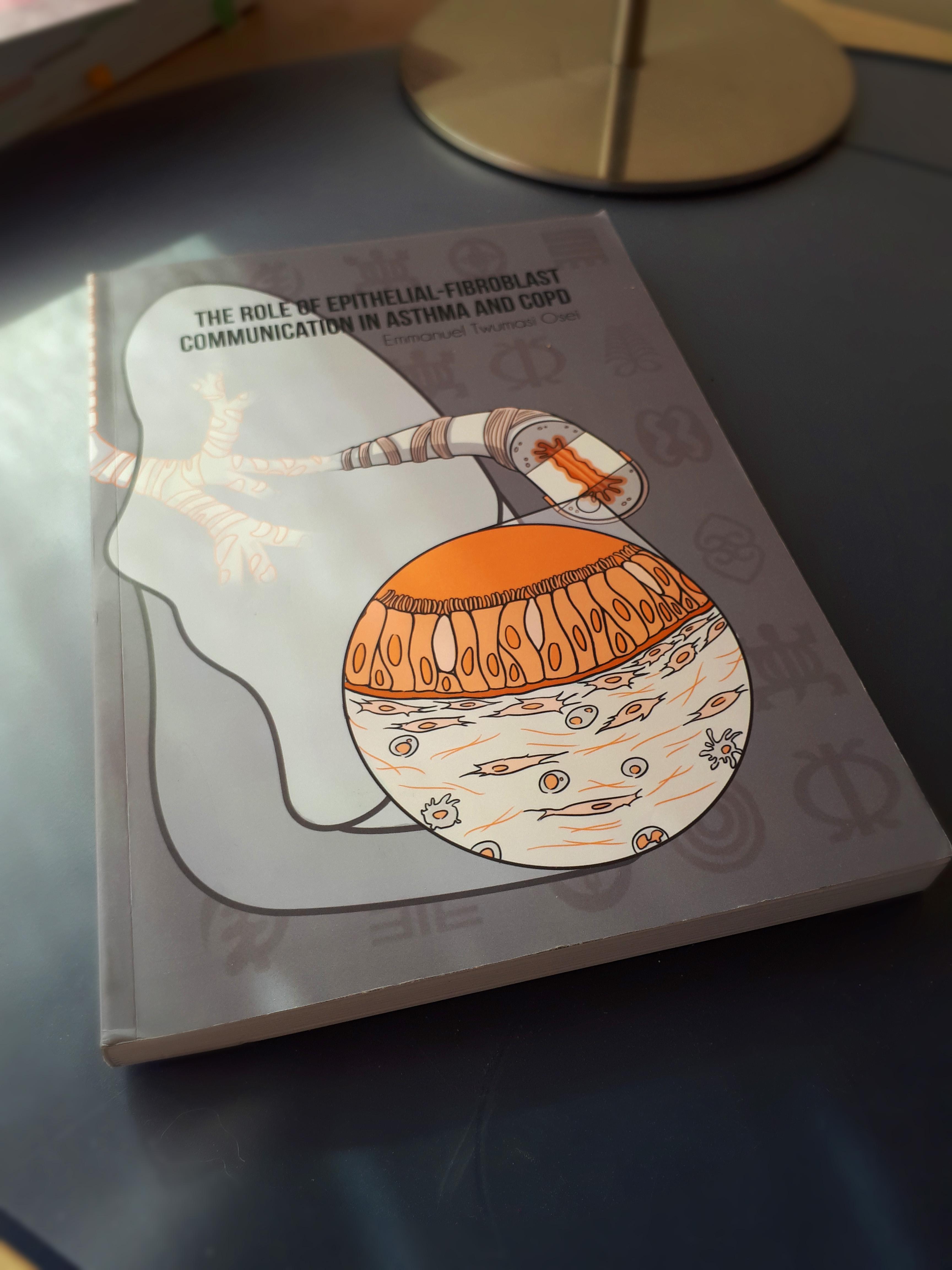 book cover design printed
