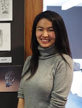 Toronto medical illustrator Nancy Chu Ji