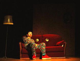 Alan Payon dans Nonna & Escobar, Les enfants sauvages