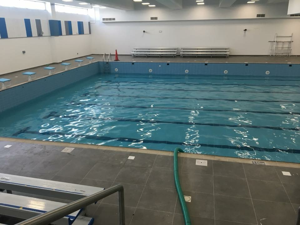 Swimming Pool Filling