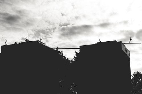 Hellersdorf aus meiner Sicht - Silhouetten