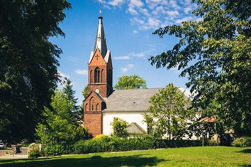Hellersdorf aus meiner Sicht - Dorfkirche Kaulsdorf