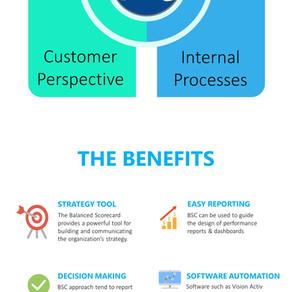 Benefits of the #balancedscorecard