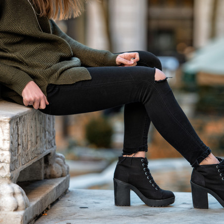 Fashion Passion: How High are Your Heels?