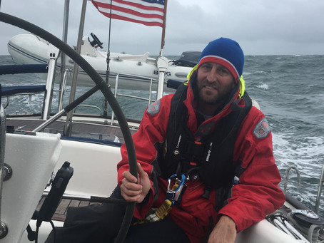 40 Hours at Sea