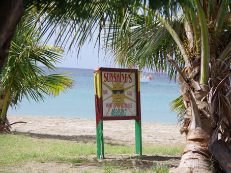 Eating out in Nevis