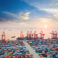 Modern Container Terminal