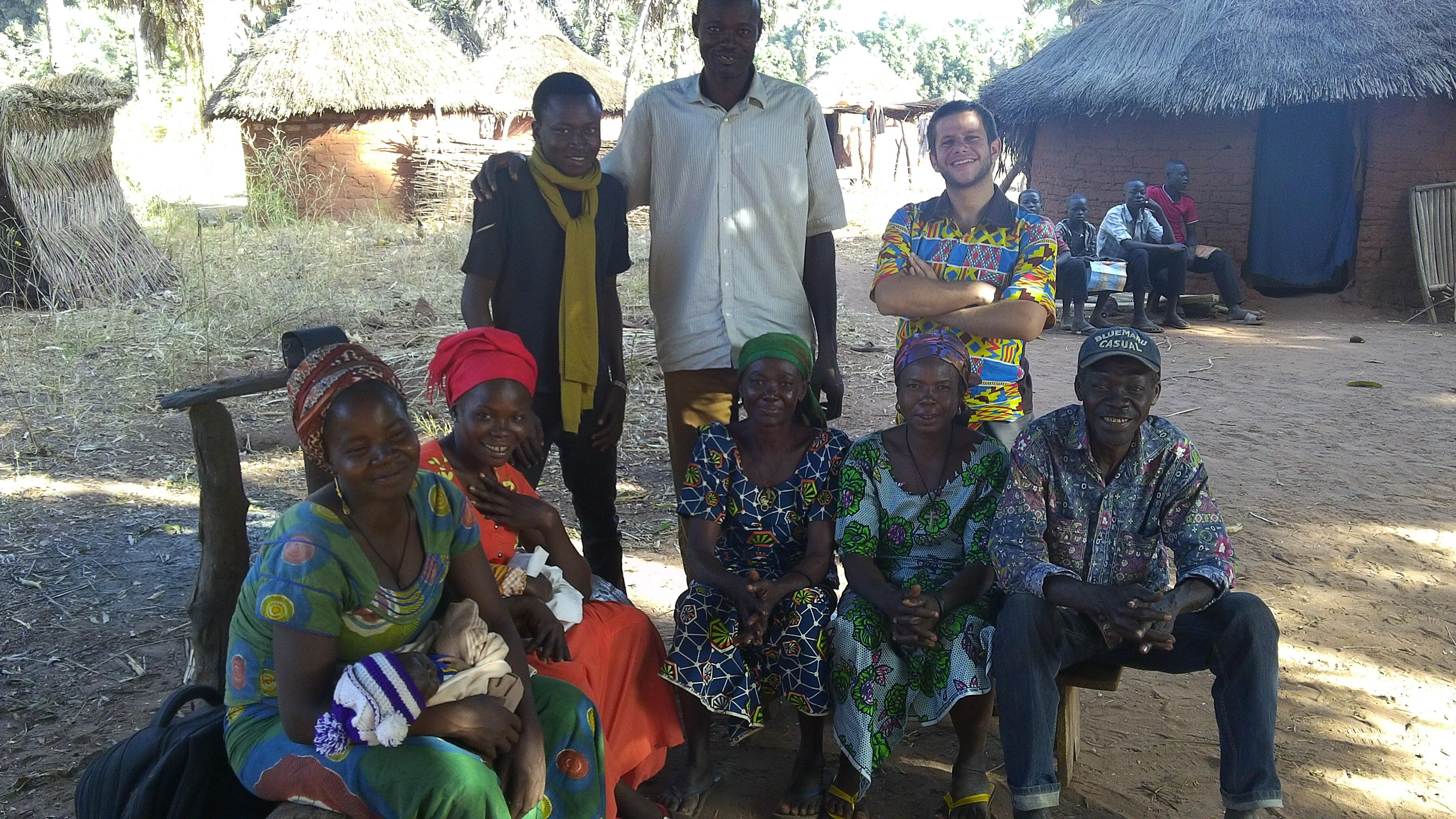 Visite au village de Bessada