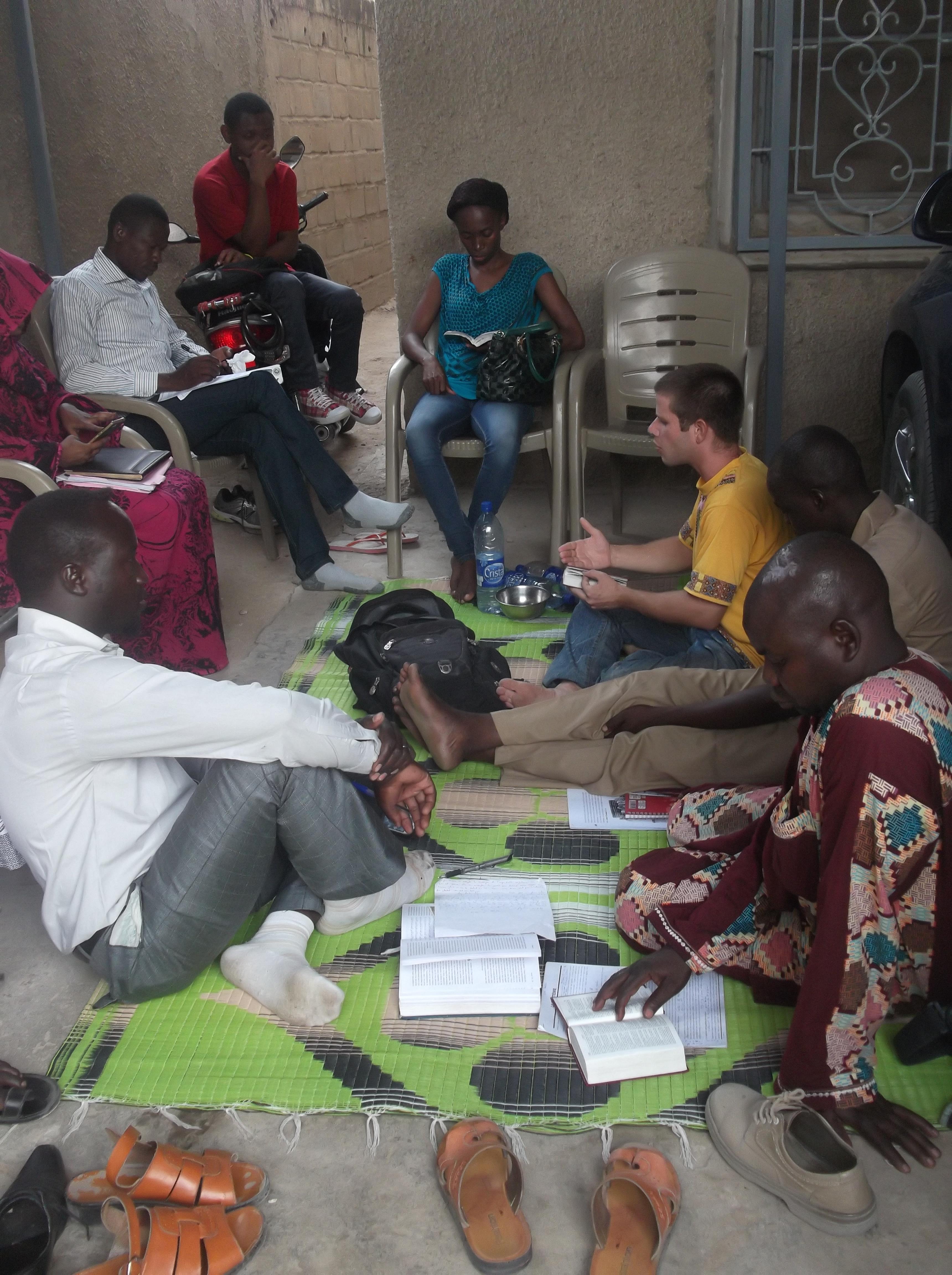 Etude Biblique à N'Djaména