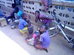 Enfants du centre ADC