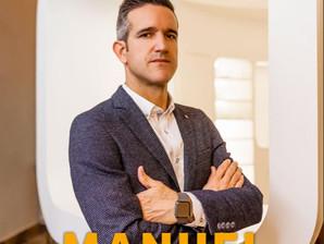 Entrevista a Manuel Clavel en la revista Élite Murcia 6