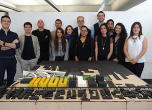 Evento Final V Workshop Internacional de Proyectos Arquitectónicos en Nueva York