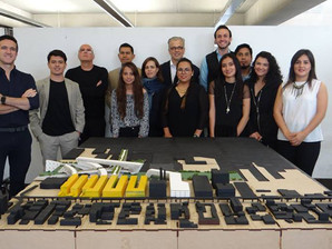 Evento Final V Workshop Internacional de Proyectos Arquitectónicos en Nueva York