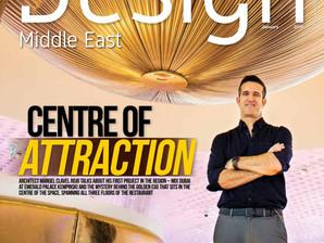 Mix Restaurant en Middle East Design