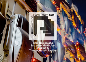 Museum Garage wins the IPMI Award of Excellence 2019