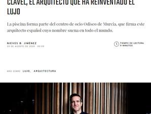 Clavel Arquitectos en Vanity Fair