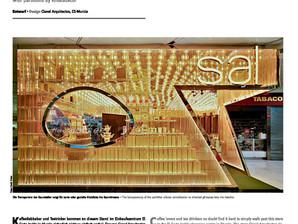 AIT Magazine publica nuestro Salzillo Coffee Shop