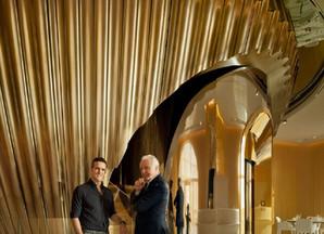 Mix Restaurant para Alain Ducasse: inauguración en Dubai