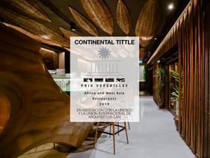 AllOnda Dubai has won the Continental Tittle Prix Versailles