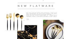 NEW FLATWARE
