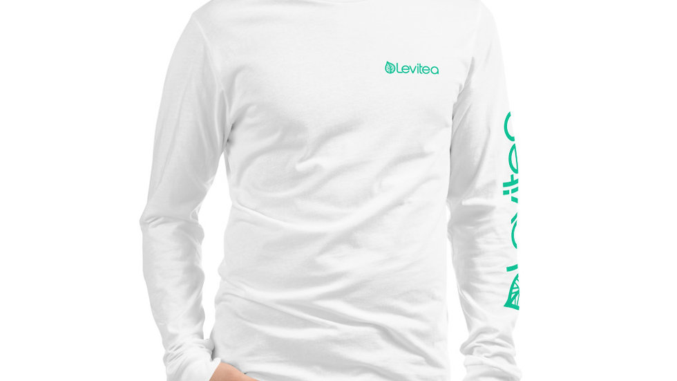 @Branded Unisex Long Sleeve Tee