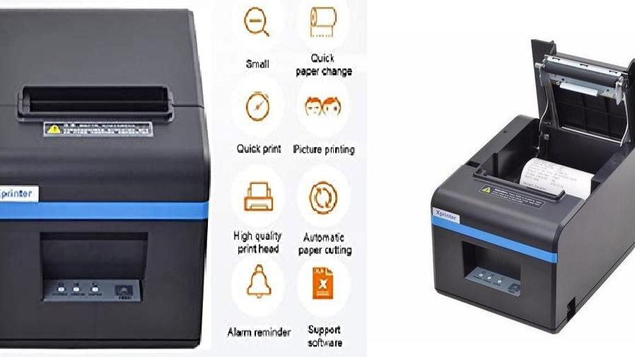 Térmica de tickets de 80 mm Marca: Xprinter Modelo: XP-N16