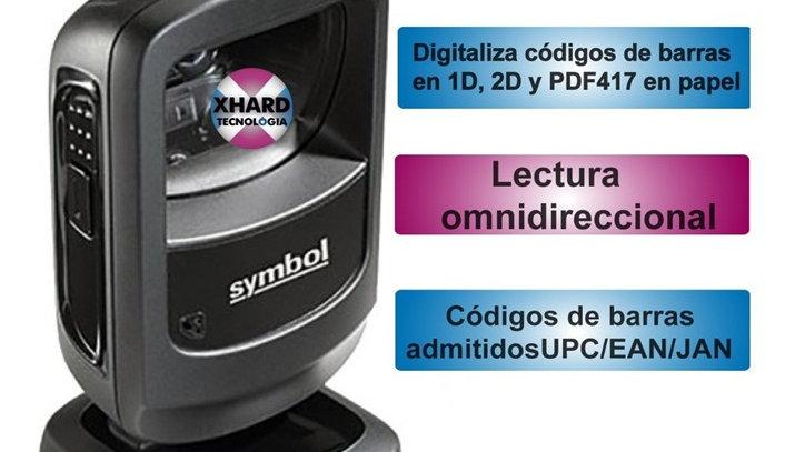 Escaner Symbol DS9208