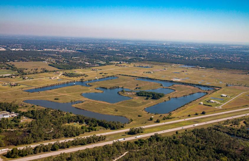Meadow Run - Florida, USA