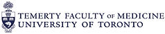 Logo of U of T Temerty Faculty of Medici