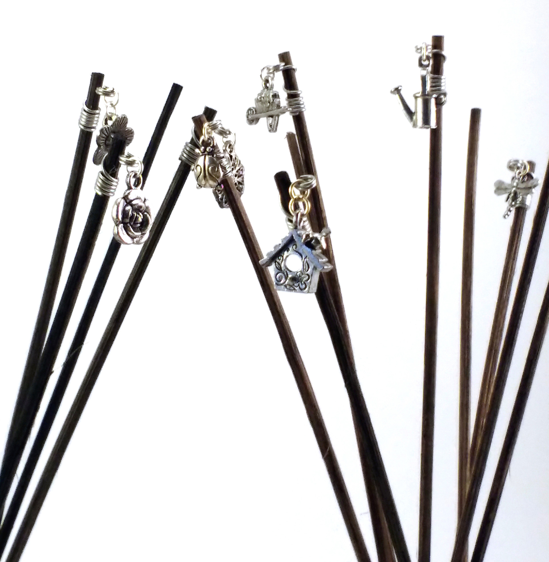 Diffuser Reeds With Charms