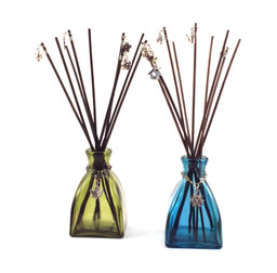 Diffuser Jar With Themed Reeds