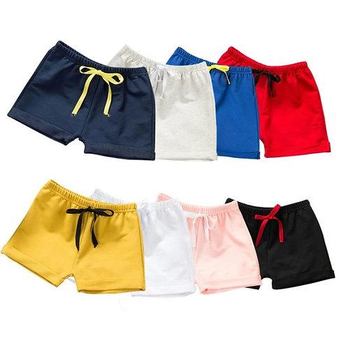 Summer Children Shorts Cotton Shorts For Boys Girls Brand Shorts Toddler Panties