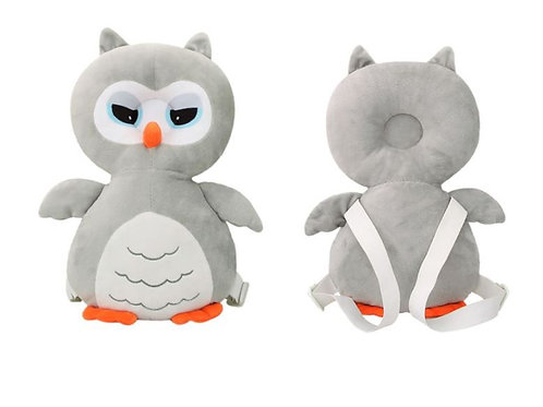 Baby Head Protection Nursing Drop Resistance Cushion Cute Owl Headrest Pillow
