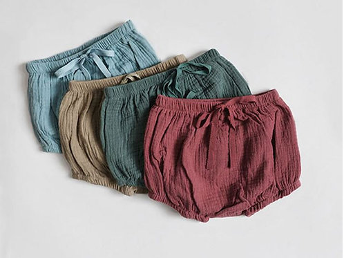 Baby Bloomers Toddler  Triangle Shorts Bottoms Toddler Causal