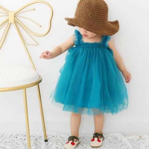 Summer Baby Dresses for 1-2 years Girls Toddler