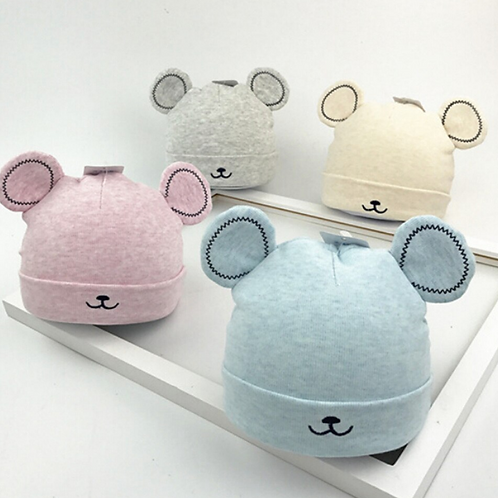 Baby Hats Retro Baby Cute Keep Warm Set Cute Scarf