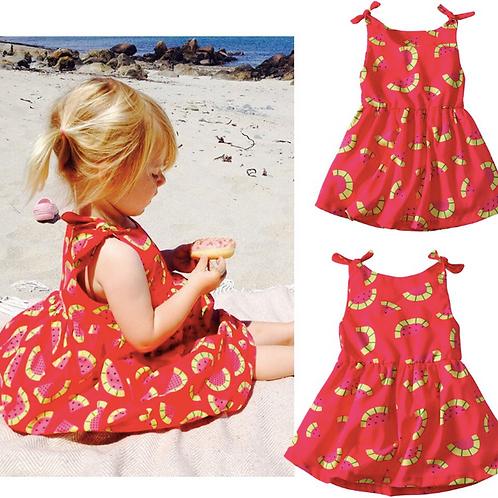 Baby Girls Dresses Baby Kids Sleeveless