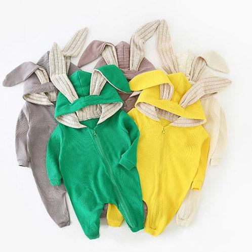 Autumn Winter Newborn Baby Clothes Long Sleeve Jumpsuit