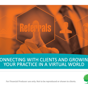 Connecting with Clients and Growing your Practice in a Virtual World | March 16, 2021