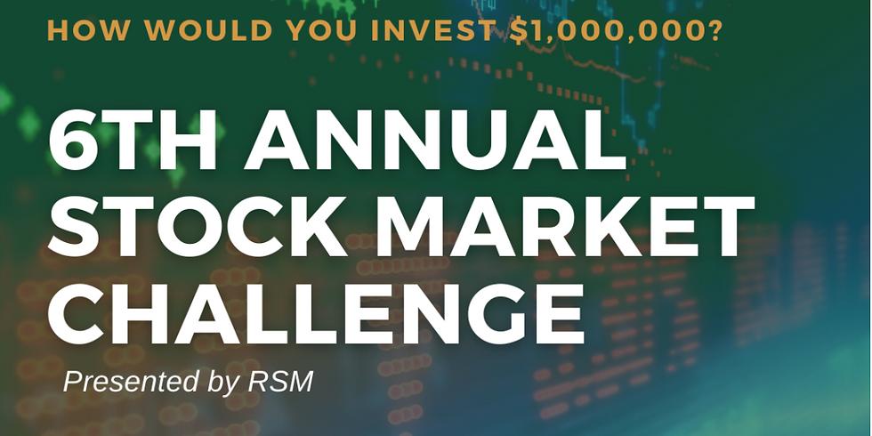 The Junior Achievement Stock Market Challenge is BACK!