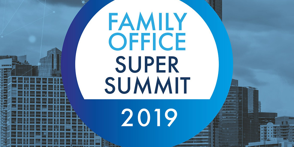 THE FAMILY OFFICE  SUPER SUMMIT