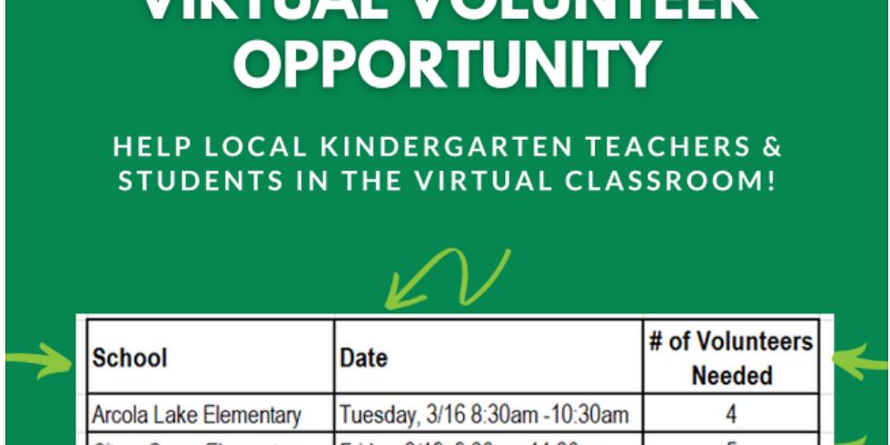 Junior Achievement Virtual Volunteer Opportunities | March 16 - April 20