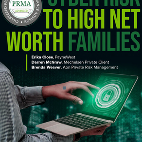 Cyber Risks to High Net Worth Families