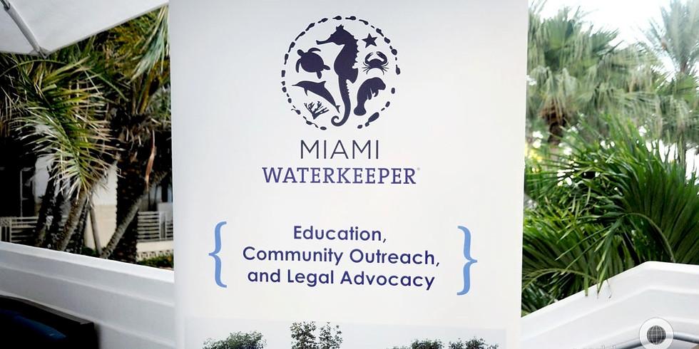Morning of Service   Miami Waterkeeper