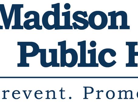 Coronavirus Update for Madison County
