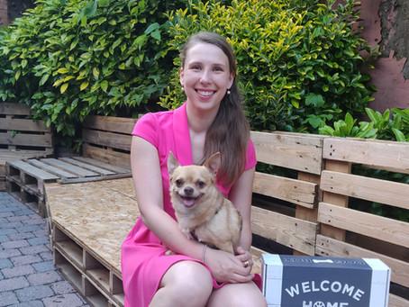 """Lissa: """"Bij Dogs & Drinks word ik altijd blij. Het is hier echt één groot doggy paradise!"""""""