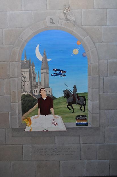 Exterior School Library Mural.JPG