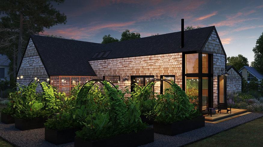 StudioFV_Boisi - garden steel_night_Blac