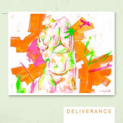 """""""Deliverance"""" Giclée Print"""